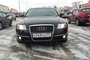 Подержанный автомобиль Audi A6, отличное состояние, 2008 года выпуска, цена 650 000 руб., Дмитров