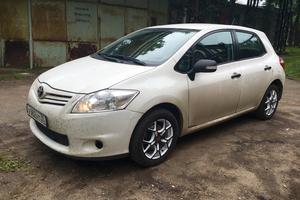 Подержанный автомобиль Toyota Auris, хорошее состояние, 2011 года выпуска, цена 600 000 руб., Сергиев Посад