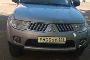 Подержанный автомобиль Mitsubishi Pajero Sport, отличное состояние, 2012 года выпуска, цена 1 050 000 руб., Нижнекамск