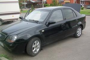 Автомобиль Geely Otaka, хорошее состояние, 2008 года выпуска, цена 140 000 руб., Москва