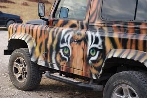 Автомобиль Land Rover Defender, хорошее состояние, 2008 года выпуска, цена 800 000 руб., Феодосия