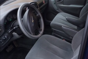 Автомобиль Chrysler Town and Country, хорошее состояние, 2005 года выпуска, цена 420 000 руб., Санкт-Петербург