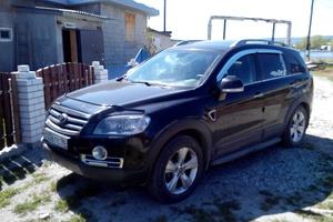 Автомобиль Daewoo Winstorm, хорошее состояние, 2009 года выпуска, цена 610 000 руб., Верхний Тагил