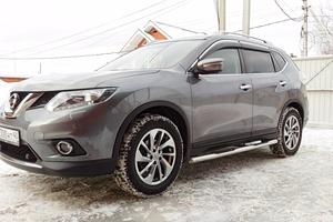 Автомобиль Nissan X-Trail, отличное состояние, 2015 года выпуска, цена 1 550 000 руб., Обнинск