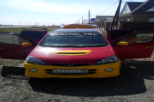 Автомобиль Daihatsu YRV, среднее состояние, 2000 года выпуска, цена 195 000 руб., Иркутск