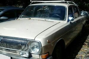 Автомобиль ГАЗ 24 Волга, среднее состояние, 1990 года выпуска, цена 55 000 руб., Москва