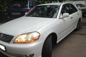 Автомобиль Toyota Mark II, отличное состояние, 2004 года выпуска, цена 316 000 руб., Омск