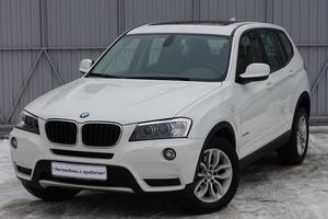 Авто BMW X3, 2011 года выпуска, цена 1 399 000 руб., Москва