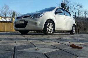 Автомобиль Hyundai i20, отличное состояние, 2010 года выпуска, цена 480 000 руб., Краснодарский край