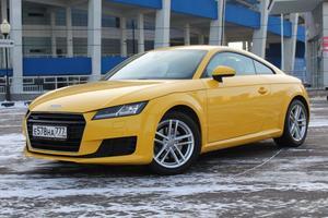 Подержанный автомобиль Audi TT, отличное состояние, 2014 года выпуска, цена 1 895 000 руб., Москва