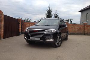 Автомобиль Haval H6, отличное состояние, 2015 года выпуска, цена 910 000 руб., Москва