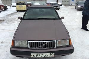 Автомобиль Volvo 460, отличное состояние, 1991 года выпуска, цена 65 000 руб., Королев