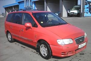 Автомобиль Hyundai Trajet, хорошее состояние, 2003 года выпуска, цена 280 000 руб., Липецк