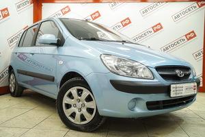 Подержанный автомобиль Hyundai Getz, , 2010 года выпуска, цена 391 000 руб., Казань