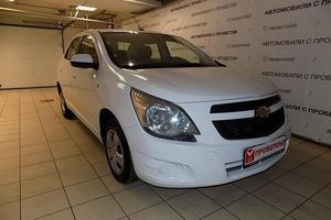 Авто Chevrolet Cobalt, 2014 года выпуска, цена 545 000 руб., Москва