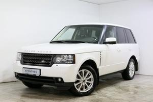 Авто Land Rover Range Rover, 2012 года выпуска, цена 1 880 000 руб., Санкт-Петербург
