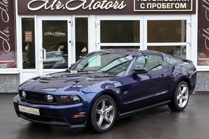 Авто Ford Mustang, 2009 года выпуска, цена 1 849 000 руб., Москва