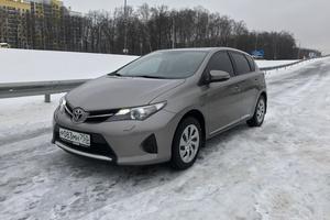 Подержанный автомобиль Toyota Auris, отличное состояние, 2013 года выпуска, цена 749 000 руб., Пушкино