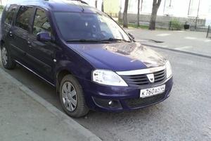 Автомобиль Dacia Logan, хорошее состояние, 2009 года выпуска, цена 375 000 руб., Кострома