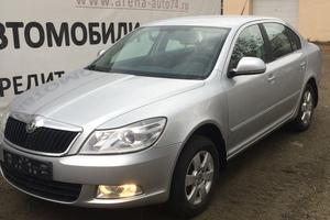 Подержанный автомобиль Skoda Octavia, отличное состояние, 2010 года выпуска, цена 519 000 руб., Челябинск