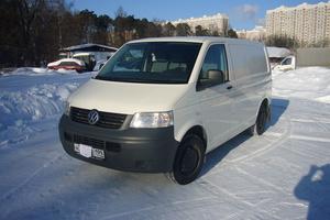 Подержанный автомобиль Volkswagen Transporter, отличное состояние, 2008 года выпуска, цена 760 000 руб., Балашиха