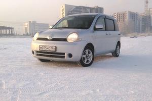 Автомобиль Toyota Sienta, отличное состояние, 2003 года выпуска, цена 345 000 руб., Красноярск