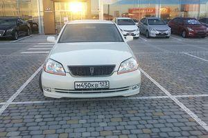 Автомобиль Toyota Mark II, хорошее состояние, 2002 года выпуска, цена 350 000 руб., Краснодар