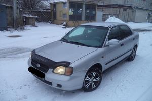 Авто Suzuki Baleno, 2000 года выпуска, цена 149 000 руб., Санкт-Петербург