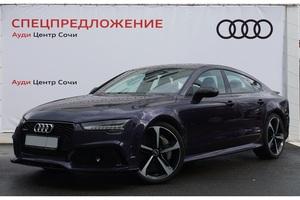 Авто Audi RS 7, 2015 года выпуска, цена 6 500 000 руб., Сочи