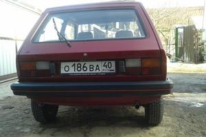 Автомобиль Zastava Yugo Koral, хорошее состояние, 1991 года выпуска, цена 40 000 руб., Калуга
