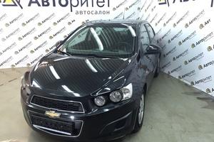 Авто Chevrolet Aveo, 2013 года выпуска, цена 445 000 руб., Санкт-Петербург