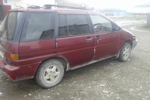 Автомобиль Nissan Prairie, среднее состояние, 1990 года выпуска, цена 75 000 руб., Комсомольск-на-Амуре