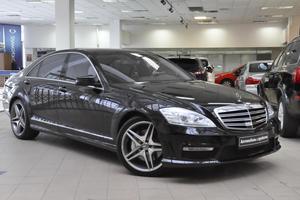 Авто Mercedes-Benz S-Класс, 2012 года выпуска, цена 2 700 000 руб., Москва
