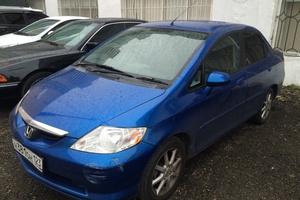 Автомобиль Honda City, хорошее состояние, 2005 года выпуска, цена 260 000 руб., Сочи