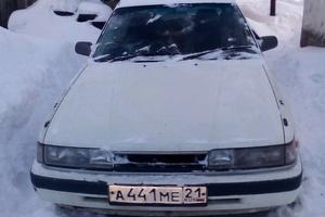 Автомобиль Mazda Capella, хорошее состояние, 1988 года выпуска, цена 35 000 руб., Чебоксары