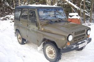 Автомобиль УАЗ 3151, хорошее состояние, 1985 года выпуска, цена 280 000 руб., Санкт-Петербург