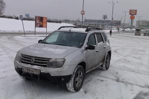Подержанный автомобиль Renault Duster, отличное состояние, 2015 года выпуска, цена 870 000 руб., Красногорск