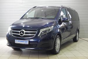 Авто Mercedes-Benz V-Класс, 2015 года выпуска, цена 3 335 000 руб., Москва
