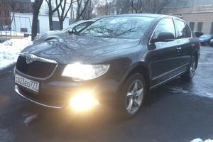 Автомобиль Skoda Superb, отличное состояние, 2011 года выпуска, цена 730 000 руб., с. Внуково