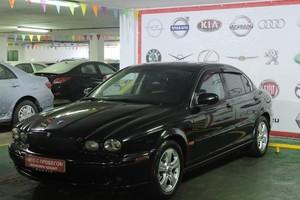 Авто Jaguar X-Type, 2002 года выпуска, цена 345 000 руб., Москва