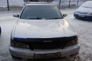 Автомобиль Nissan Cefiro, среднее состояние, 1998 года выпуска, цена 165 000 руб., Новосибирск