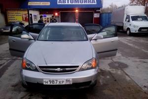 Автомобиль Chevrolet Evanda, хорошее состояние, 2004 года выпуска, цена 150 000 руб., Ханты-Мансийск
