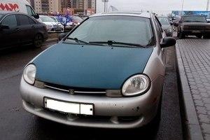 Автомобиль Chrysler Neon, хорошее состояние, 2000 года выпуска, цена 110 000 руб., Москва