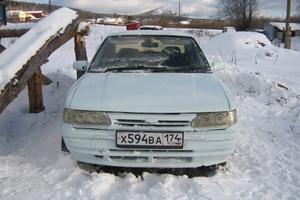 Автомобиль Mazda Familia, среднее состояние, 1992 года выпуска, цена 30 000 руб., Златоуст