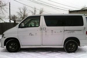 Автомобиль Mazda Bongo Friendee, хорошее состояние, 2002 года выпуска, цена 450 000 руб., Забайкальский край
