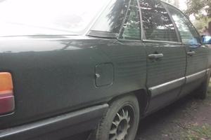 Автомобиль Audi 100, хорошее состояние, 1989 года выпуска, цена 50 000 руб., Ростов-на-Дону