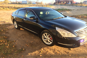 Подержанный автомобиль Nissan Teana, хорошее состояние, 2008 года выпуска, цена 620 000 руб., Озеры