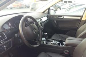 Подержанный автомобиль Volkswagen Touareg, отличное состояние, 2014 года выпуска, цена 2 300 000 руб., Казань