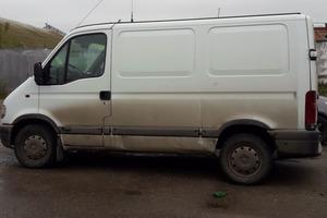 Автомобиль Nissan Interstar, хорошее состояние, 2002 года выпуска, цена 260 000 руб., Чебоксары