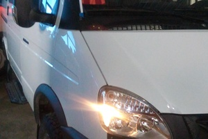 Автомобиль ГАЗ Соболь, отличное состояние, 2016 года выпуска, цена 875 000 руб., Нягань